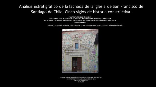PRESENTACION CONGRESO ARQUEOLOGIA DICIEMBRE 2018