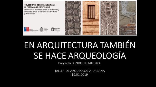 PRESENTACION TALLER ARQUEOLOGIA URBANA ABRIL 2019 (1)